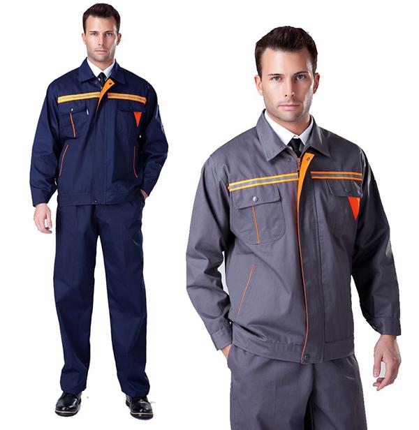 Đồng phục công nhân, kỹ sư may phản quang