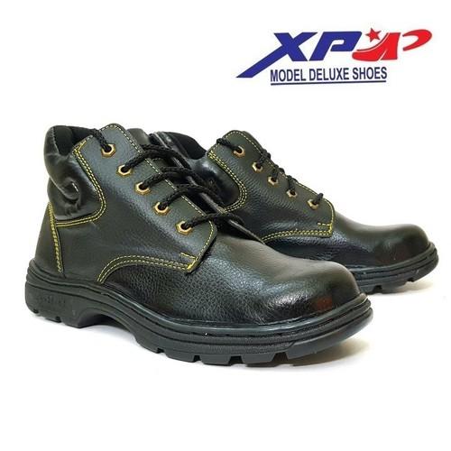 Giày bảo hộ ABC, XP giá rẻ cho công nhân, kỹ sư công trình-giày bảo hộ giá rẻ nhất Hồ Chí Minh