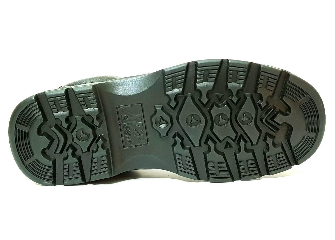 Giày Bảo Hộ ABC chỉ đen