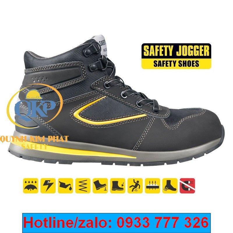 Giày Bảo Hộ Jogger Speedy - GJG0021