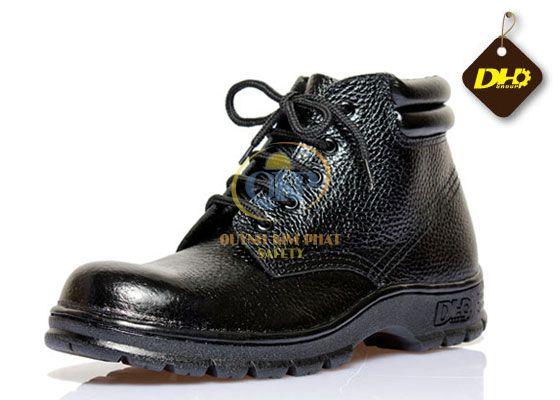 Giày bảo hộ lao động cao cổ DH Group