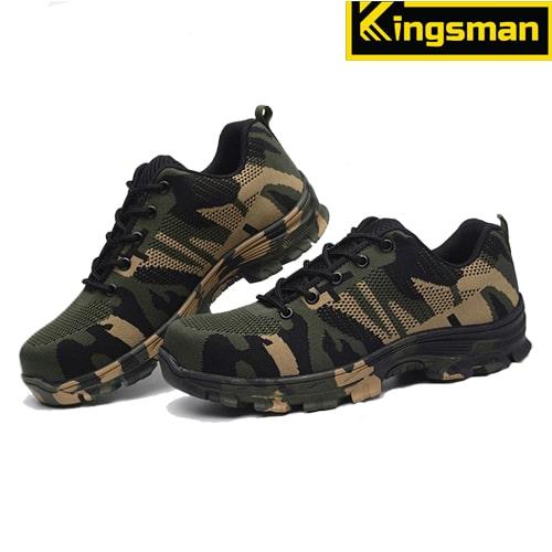 Giày bảo hộ lao động Kingsman Army