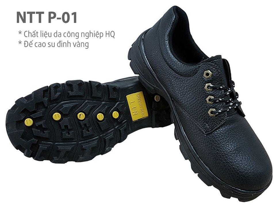Giày bảo hộ lao động NTT P01