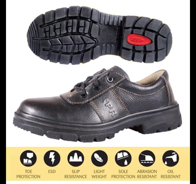 Giày Da Bảo Hộ King K800