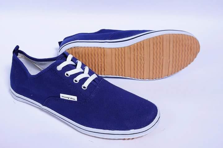 Giày vải Thượng Đình TD01