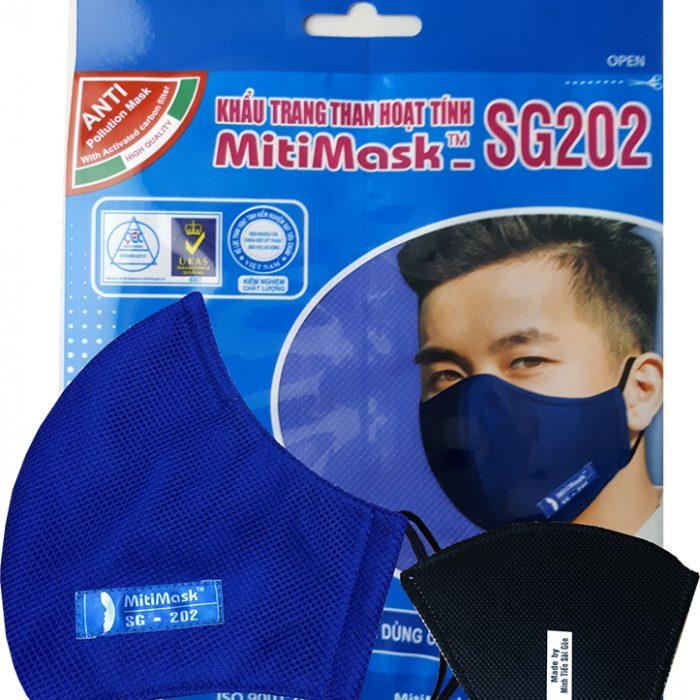 Khẩu trang bảo hộ MitiMask SG202