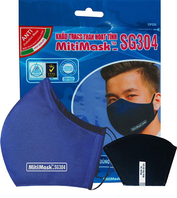 Khẩu trang bảo hộ MitiMask SG304