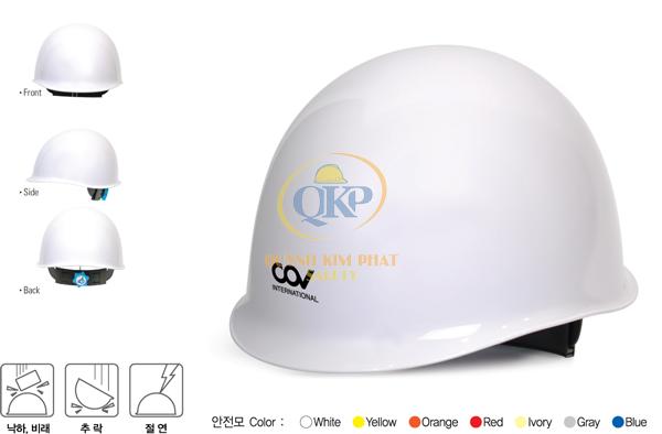 Nón bảo hộ Hàn Quốc COV HF-007