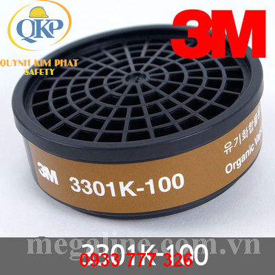 Phin lọc phòng độc 3M 3301k-100