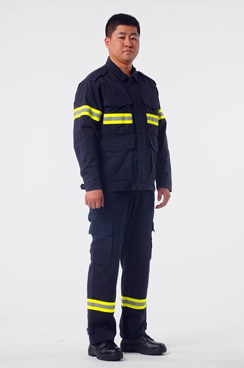 Quần áo công nhân công trình