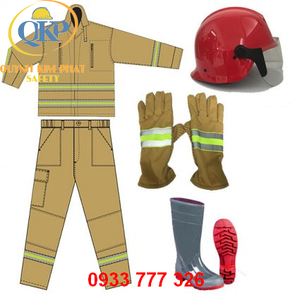 Quần áo PCCC thông tư 48