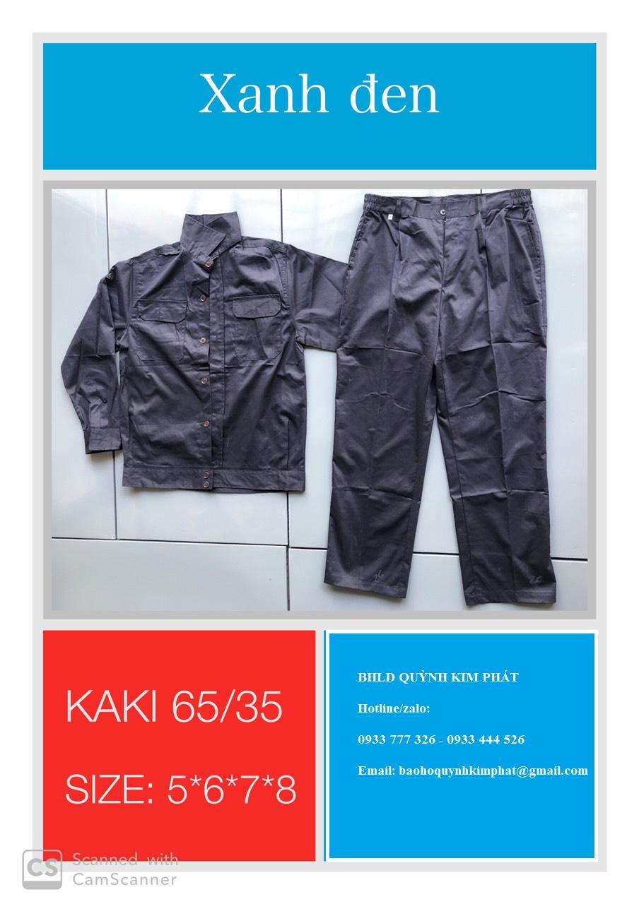 Xưởng may đồng phục bảo hộ thiết kế theo yêu cầu-quần áo công nhân bảo hộ lao động giá rẻ